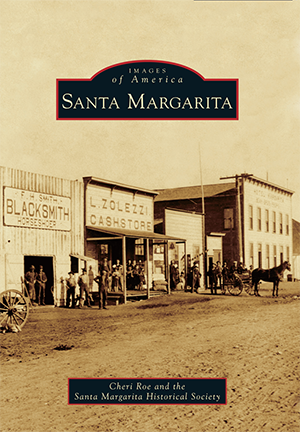 Santa Margarita book