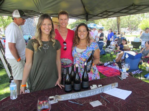 paso robles pinot and paella