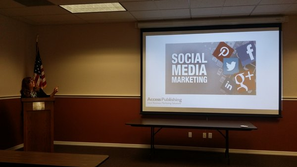 Paso Robles Access Publishing Social Media Seminar