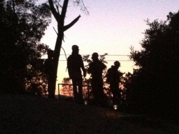 Night Zipline Tours