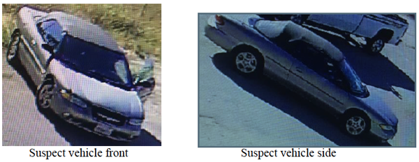 suspect car paso robles