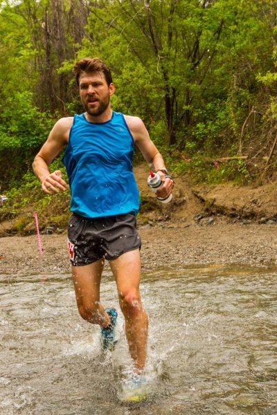 Michael Cordsen trail marathon runner