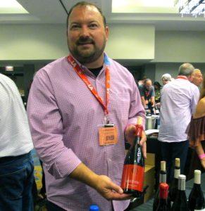 Nathan Carlson, winemaker of Center of Effort, Arroyo Grande winery