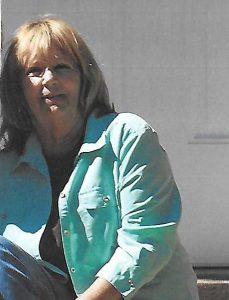 Author Patti Stockton.
