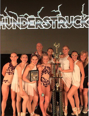 Thunderstruck winners Artistry in Motion