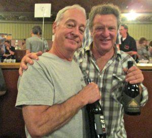 Garagiste co-founders Doug Minnick and Stewart McLennan.