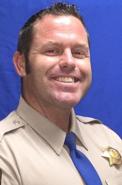 Ken Antonetti, author of Tips from CHiPs, is an officer with the California Highway Patrol based out of Coalinga.