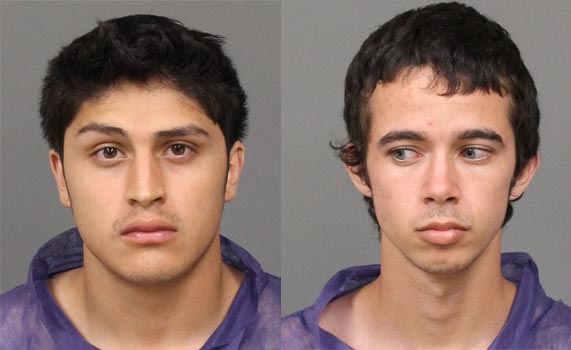 teen suspects robbery