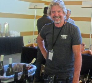 Ted Plemons of Cass Vineyard & Winery.