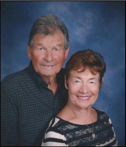 John and June Bertoni.