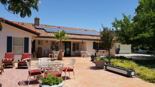 Paradise Valley Care Solar Panels