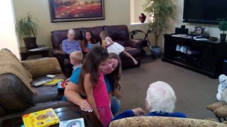 Readers and Residents getting acquainted