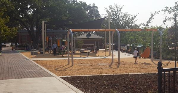downtown city park paso robles
