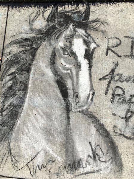 arte-de-tiza-horse