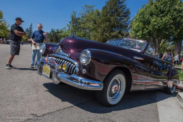 Paso Robles Car show