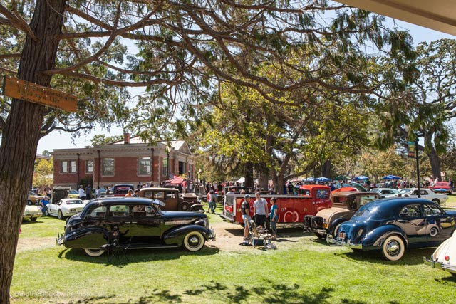 Classic Cars Cruise Town On Labor Day Weekend Paso Robles Daily News - Car show paso robles 2018