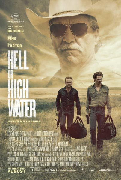 Hell or high water movie review