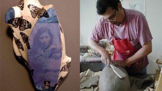 "Juan D. Granados's ""Pump Series"" on exhibit, Cuesta's Miossi Gallery."
