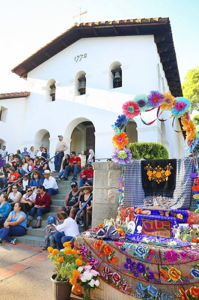 Day of the Dead celebrations to unite the living - San ...