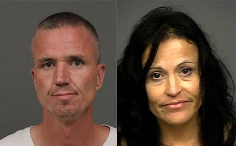 Investigators have arrested two area residents, Ian Mike Robbins, 42-years-old, and Victoria Renee Trujillo, 46-years-old.