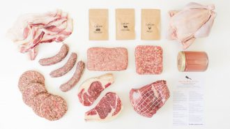 The Larder Meat Company Subscription Box