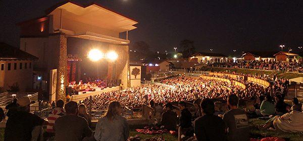Vina Robles Amphitheatre in Paso Robles (courtesy Nederlander Concerts).
