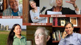 33rd Annual San Luis Obispo Poetry Festival poets