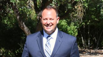 Superintendent of Paso Robles Joint Unified School District, Chris Williams.
