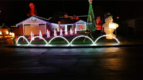 best places to see christmas lights paso robles daily news - Where To Go See Christmas Lights