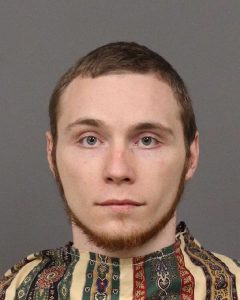 The subject has been identified as 23-year-old William Joel Schonberger of Morro Bay