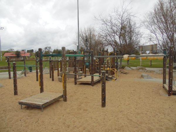 Barney Schwartz lower playground 1