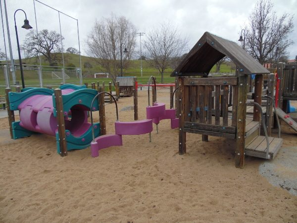 Barney Schwartz lower playground