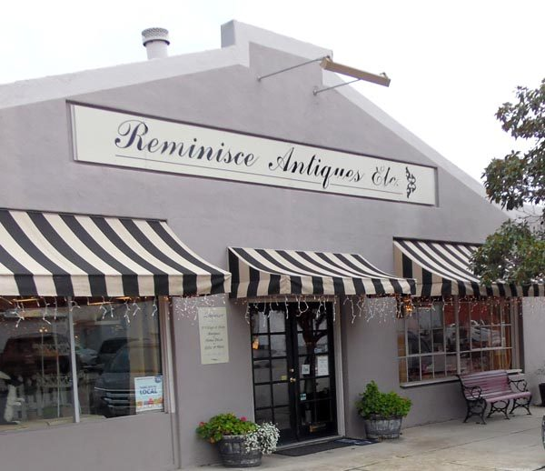 Reminisce Antiques paso robles ca