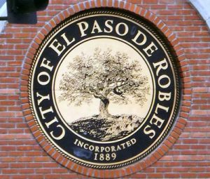 paso robles city seal