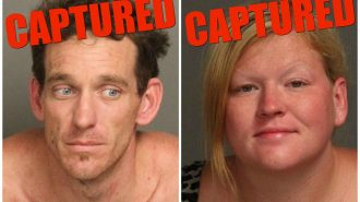 SLO county's most wanted suspects captured