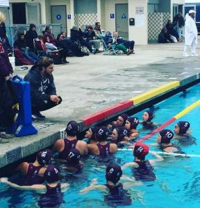 Paso Robles High School, Bearcats, water polo, CIF, Grant East