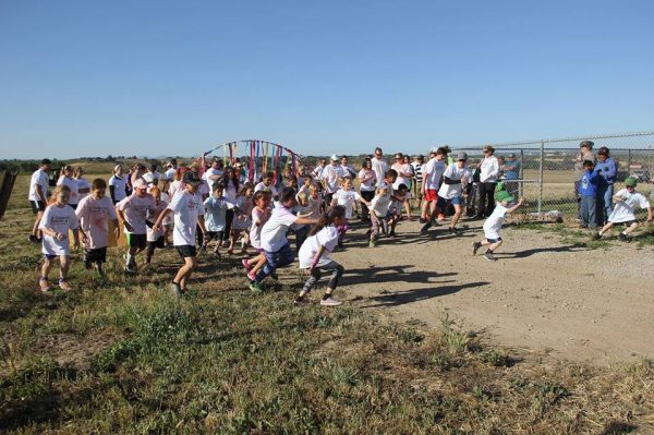 Pleasant Valley School Color Run