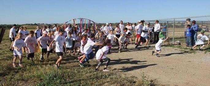 Pleasant Valley School Color Run