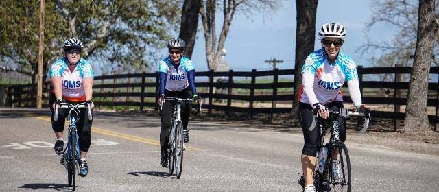 Tour of Paso, Cancer Support Community, Niner Estates, IQMS