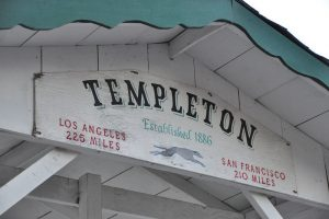 templeton sign