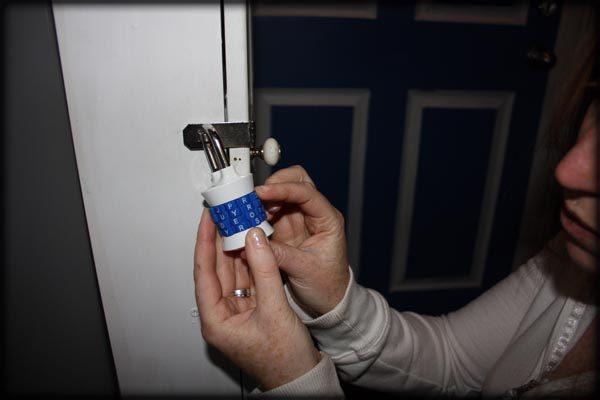 Locked-inn