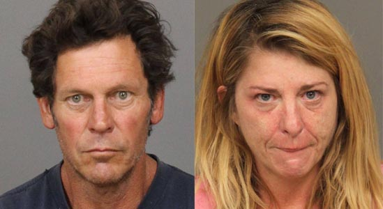 Gregory Scott Lee, 51, and Paula Sue Young, 47, are wanted on forgery and counterfeiting charges.