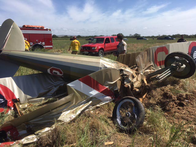 plane crash paso robles
