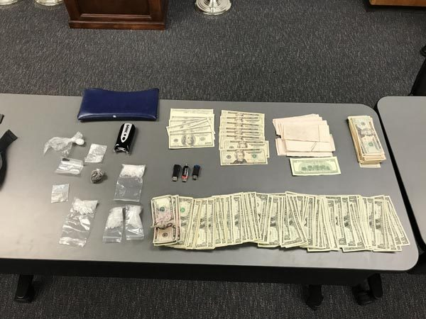 property seized