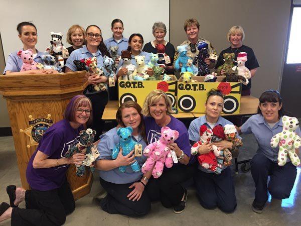 HOnor farm teddy bear donation