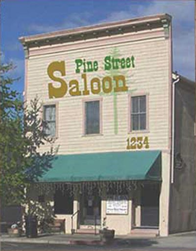 Pine Street Saloon closed
