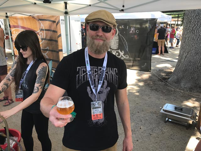 Chris Winne of Jester King