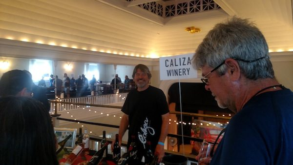 Carl Boker of Caliza Wine.