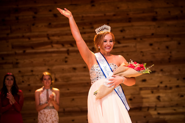 Nineteen-year-old Adrianne Stultz of Atascadero has been crowned the 2017 Miss California Mid-State Fair.