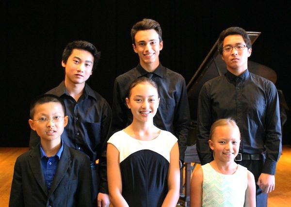 Paderewski Festival announces winners of Youth Piano Competition